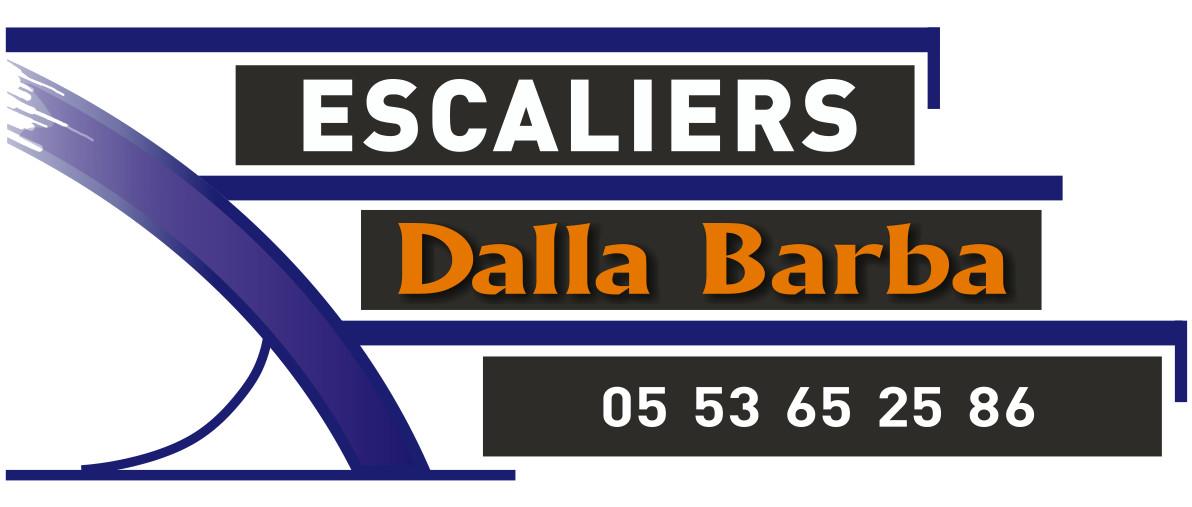 Logo Escaliers Dalla-Barba